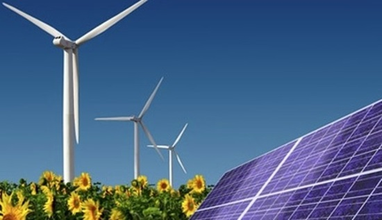 The era of fossil fuels has gone and the era of new and renewable energy is on the horizon.