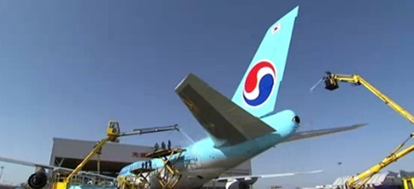 Korean Air has been grappling with a series of business scandals.