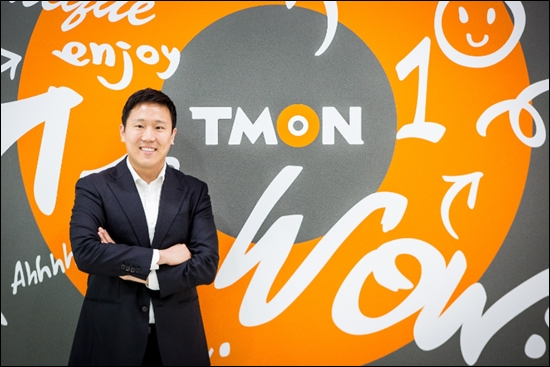 Daniel Shin, CEO of Ticket Monster.