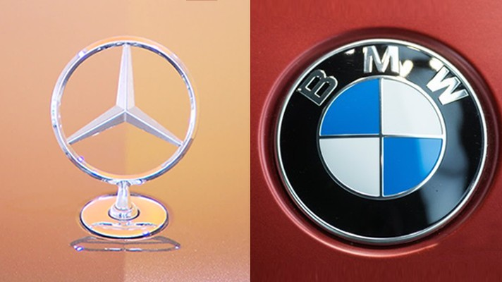German carmakers Mercedes-Benz and BMW sold more vehicles in South Korea than Japan for the first time ever.