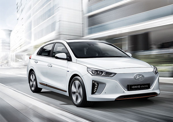 There will be a long wait for the Ioniq Hybrid and Ioniq Electric due to the shortage of lithium-ion batteries.