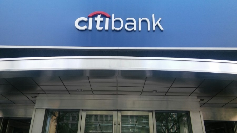 Citibank Korea decided to cut back on its branches 80% beginning in July of this year.