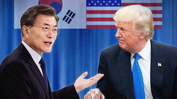 52 local business delegates will accompany South Korean president Moon Jae-in on his first state visit to the United States at the end of this month.