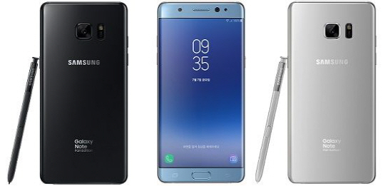 Galaxy Note FE will be launched as a complementary version of Galaxy Note 7 prior to the launch of the Galaxy Note 8.