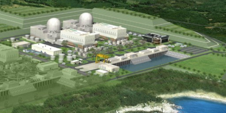 The construction of the 5th and 6th units of Shin Gori Nuclear Power Station could be reconsidered if the Yangsan Dislocation is found to trigger a recent earthquake in Gyeongju.