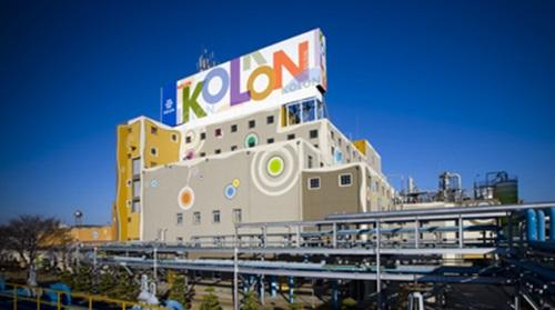 The operating profit of Kolon Industries Inc., the chemical and fashion unit of Kolon Group, increased to 54.1 billion won (US$47.37 million) In the second quarter of this year.