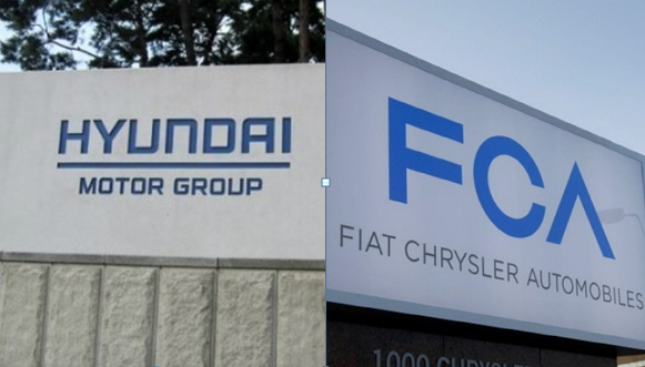 Rumors are circulating that FCA is regarding the Hyundai Motor Group as its potential buyer.