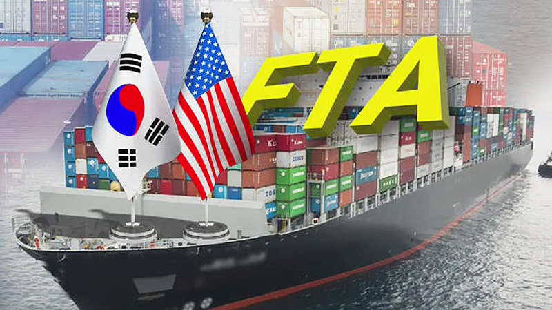 South Korea's investment in the US has exceeded that of the US by no less than US$51.4 billion since the FTA ratification in 2011.
