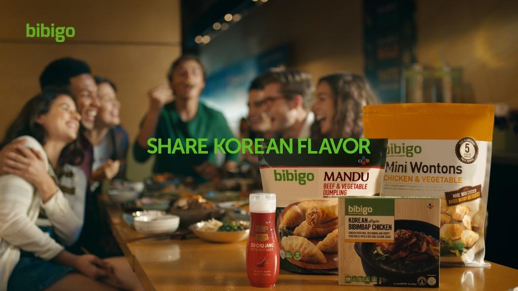 CJ CheilJedang's Bibigo to Introduce 'Taste of Korean