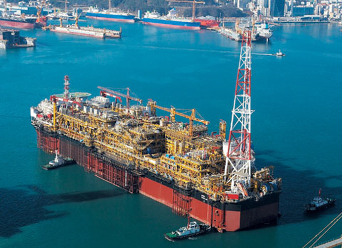 Daewoo Shipbuilding & Marine Engineering (DSME) is expected to sign a new contract with Norwegian oil company Statoil. Estimated to have a total value of 650 billion won (US$580 million).