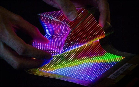 Taiwan's PlayNitride will start trials to mass produce mobile micro-LED panels as early as the second half of this year. (photo: BusinessKorea DB)