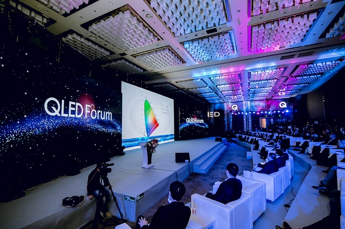 Samsung Electronics has held the QLED & HDR10 Summit, which exchanges quantum dot TV technologies, starting with China in April this year. (photo courtesy: Samsung Electronics)