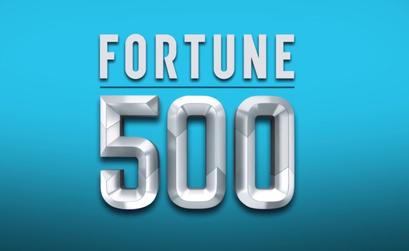 A total of 15 South Korean companies made the Fortune Global 500 list this year, which was the same as last year while 10 Chinese companies joined newly the list. (photo courtesy: captured from Fortune)