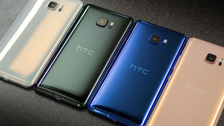 Google will pay US$1.1 billion for the acquisition of HTC. (photo courtesy: captured from HTC site)