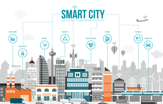 "The Korean government is accelerating the creation of ""smart city,"" which is the fruit of information and communication technology (ICT) convergence industry."