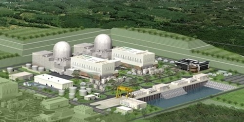 Korea hydro & Nuclear Power Co. (KHNP) will strengthen the nuclear reactor control of Shin-Kori Units 5 and 6 to 0.5g (7.4) from the current 0.3g (7.0).