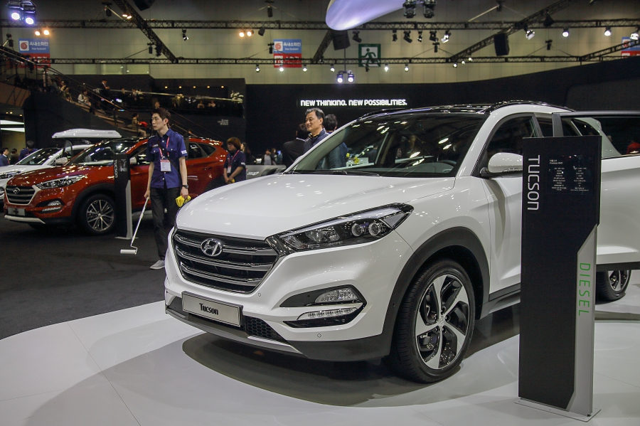 Hyundai Motor Was Late In Responding To The Expansion Of Suv S Us