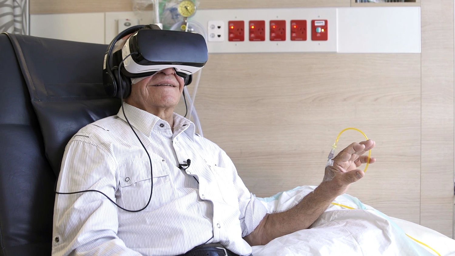 The field to which VR is most actively applied is posttraumatic stress disorder (PTSD).