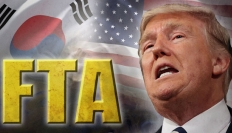 On September 2 (local time), US President Donald Trump said that he will discuss whether or not to scratch off the Korea-US Free Trade Agreement (FTA) beginning within the week. (image courtesy: KBS)