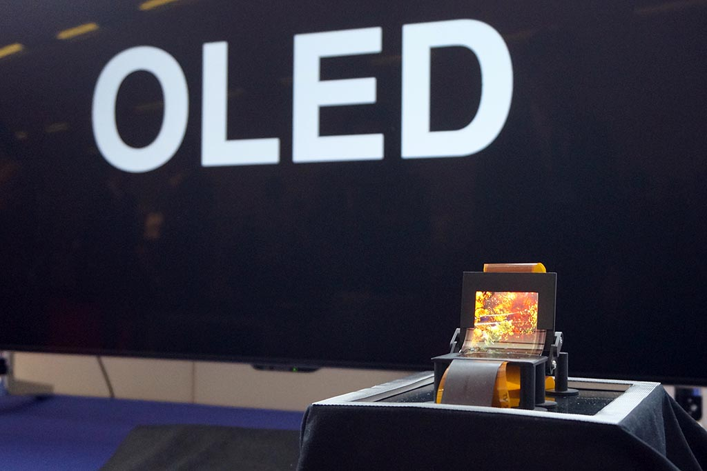 Sharp proposed the formation of an alliance of Japanese OLED companies against Samsung and LG.