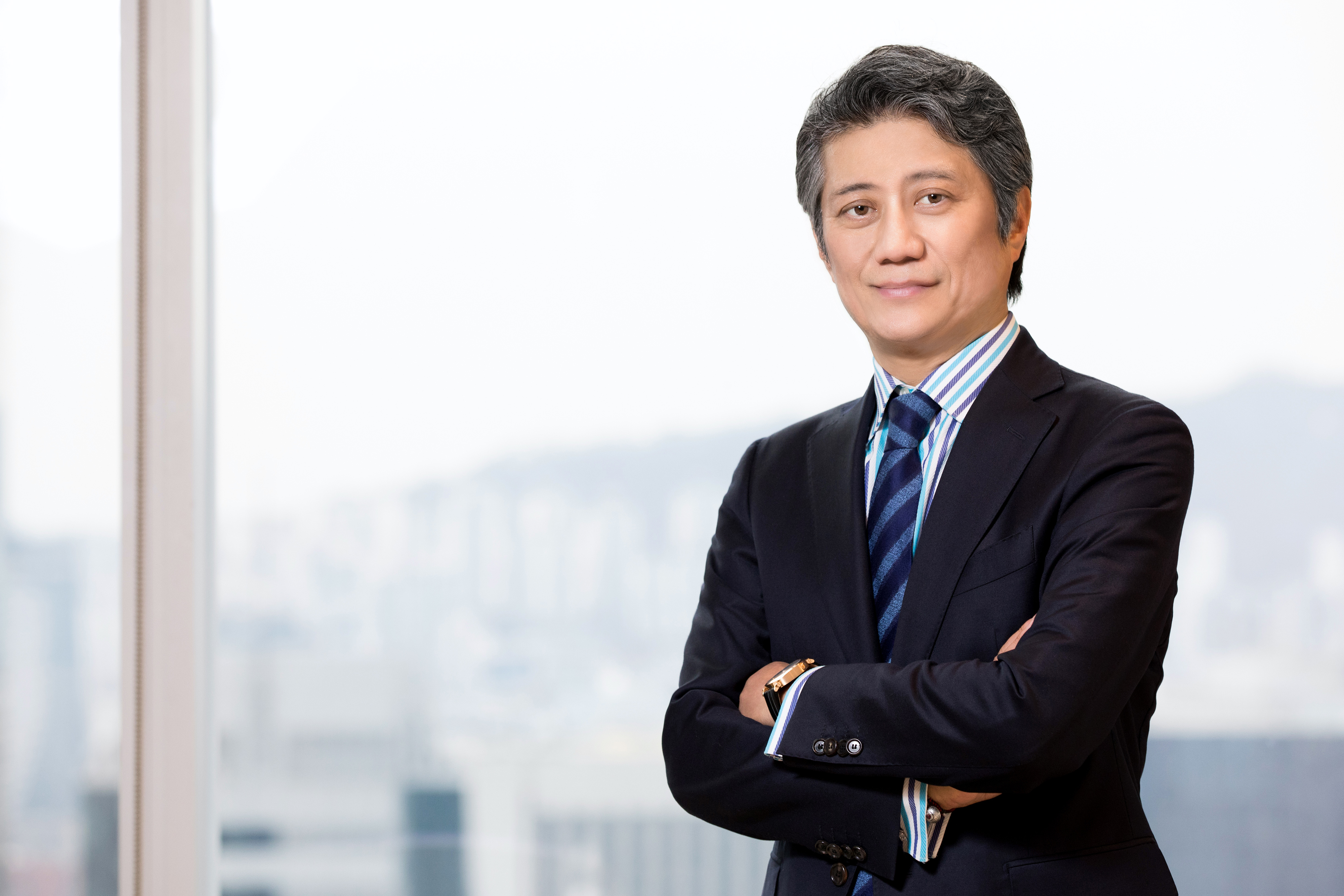 Dr. Um Tae-jong, the newly appointed head of the Korean arm of State Street Global Advisors.