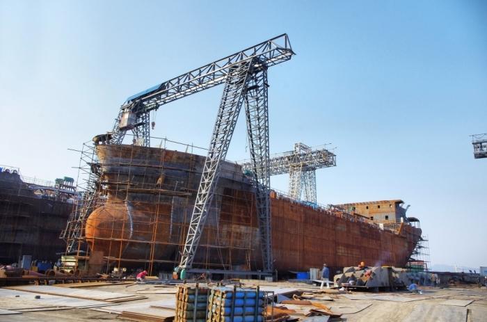 S  Korean Shipbuilders' New Orders Increase 198% in 2017