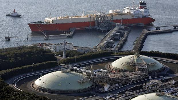 South Korea was the second largest importer of US liquefied natural gas (LNG) in the world last year.