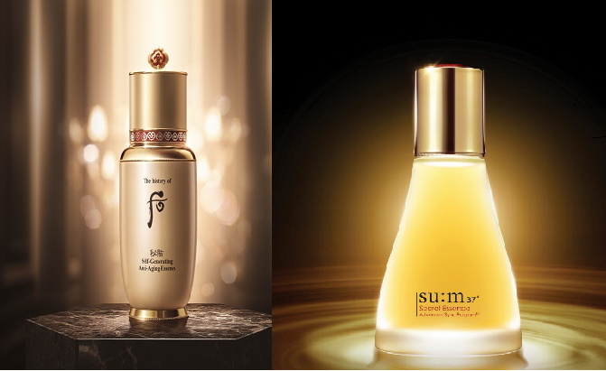 Premium cosmetic brands like Whoo and Su:m37 played a vital role in driving the performances of LG Household & Health Care.