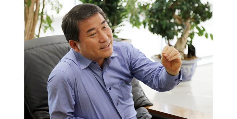 Nam Min-woo, Chairman of the Korea Entrepreneurship Foundation.