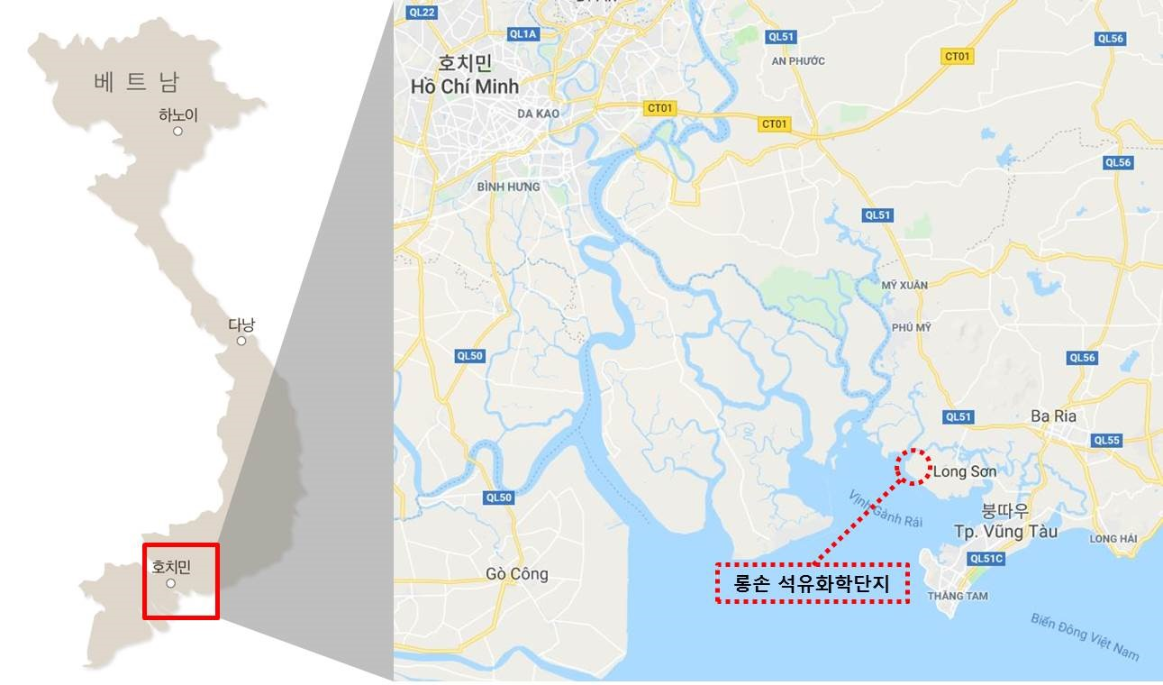 SK EC Wins Order to Build Vietnams Largest Ethylene Plant