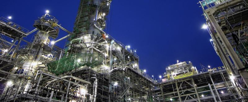 GS Caltex decided to build an olefin production facility capable of producing 700,000 tons of ethylene per year and 500,000 tons of polyethylene annually.