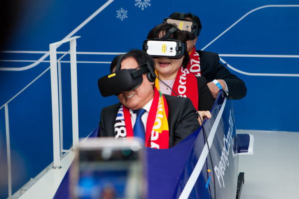 Leaders in the global telecom industry such as top executives of Nokia, Intel, Ericsson-LG and Huawei will visit Korea during the Pyeongchang Winter Olympics.