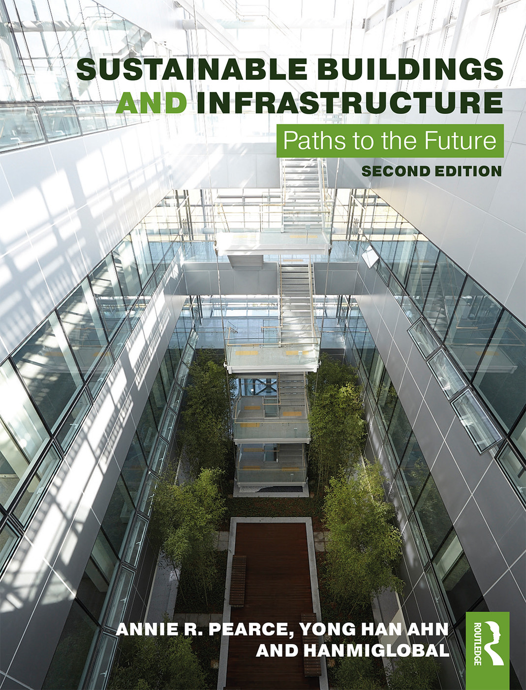 The cover of the Sustainable Buildings and Infrastructure.