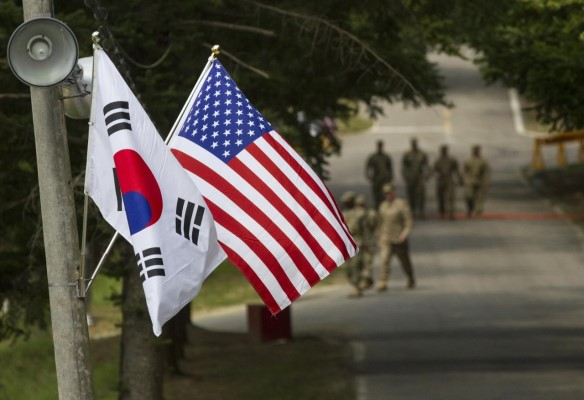 Even pro-American people of South Korea are more and more wondering why the U.S. government is so harsh on its ally.
