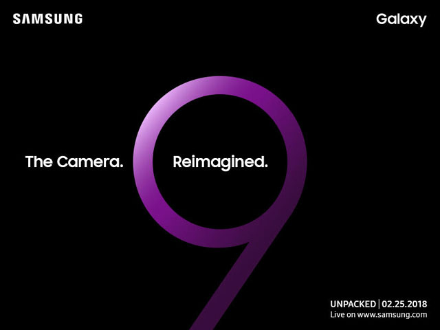 The Samsung Galaxy S9 is a product showing that the smartphone camera will determine the future of the smartphone industry.