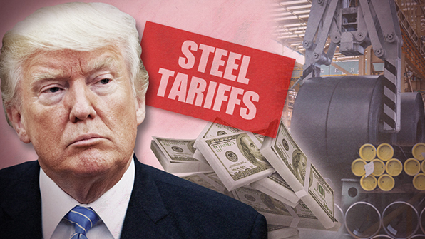 US President Trump's decision to apply twenty five per cent and ten percent tariff on steel and aluminum imports respectively will have a cascading effect across the world.
