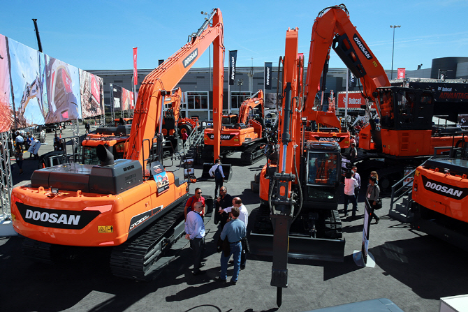 Doosan to Enter Indian Construction Machinery Market