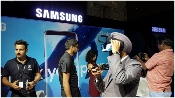 Samsung Electronics was selected as the most trusted brand in India in a survey conducted by the Economic Times, a major economic daily of India.