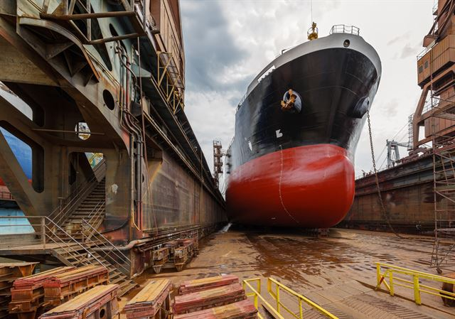 "There are growing concerns that South Korea's ""big three"" shipbuilders will see their future competitiveness weaken."