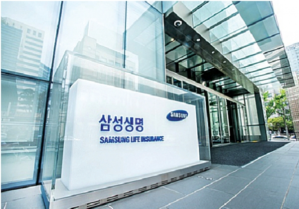 Choi Jong-koo, head of the Financial Services Commission (FSC) said the core of the issue of Samsung Life's stake in Samsung Electronics is a lopsided asset risk on May 9.