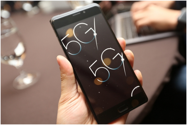 5G smartphones to be released this year are expected to support speed of up to 4.5Gbps.