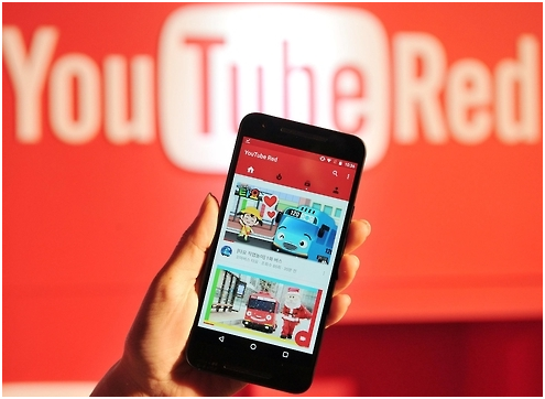 Koreans used 25.8 billion minutes for YouTube in April, making it the most used app among Android phone users.