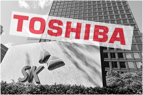 SK's acquisition of Toshiba Memory entered its endgame with the approval from China.