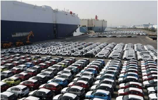 The US government is moving to impose a tariff of up to 25% on imported vehicles.