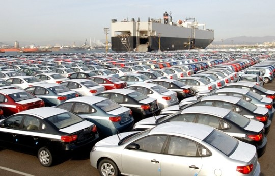 The KORUS FTA is rapidly losing its positive effects in terms of South Korea's car exports to the United States.