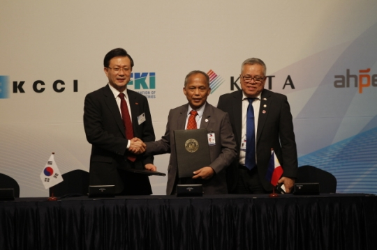 SK E&S has signed a letter of intent (LOI) with the Philippines' Department of Energy proposing a 1.8-trillion-won LNG infrastructure project.