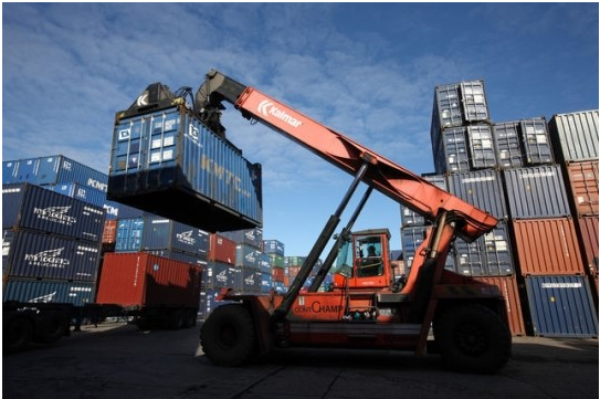 Exports from South Korea is expected to show a less-than-expected performance in June and in the second half of this year amid global trade protectionism.