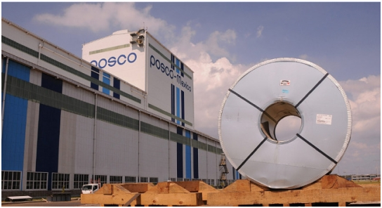 POSCO has decided not to export hot- and cold-rolled steel plates to the US this year due to the US' high retaliatory tariffs.