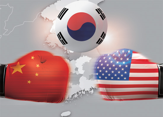 South Korea is taking a direct hit as the trade war between the United States and China is showing no signs of easing.South Korea is taking a direct hit as the trade war between the United States and China is showing no signs of easing.