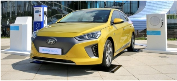 Hyundai Ioniq Electric and Chevrolet Bolt EV are leading the growth of Korean electrical vehicles market.